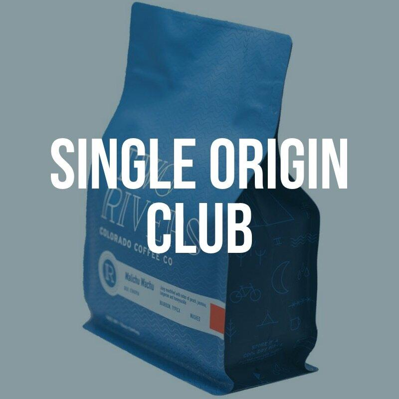 Coffee Club: Single Origin - Native Coffee Club