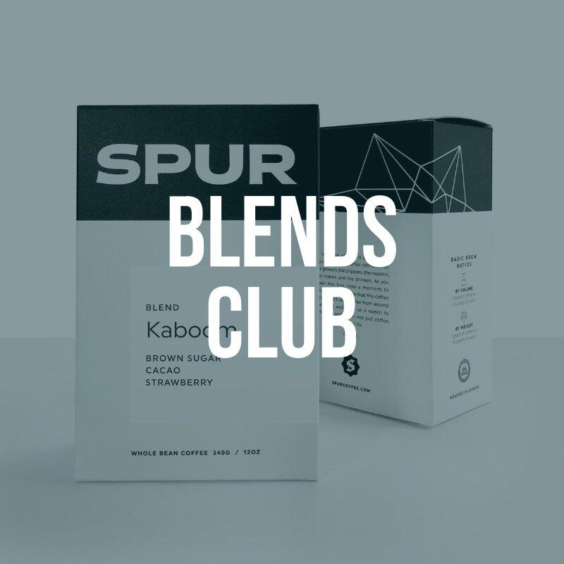 Blends Coffee Club