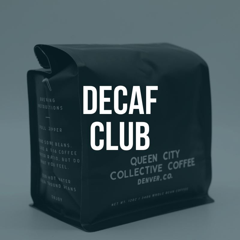 Decaf Coffee Club - Native Coffee Club