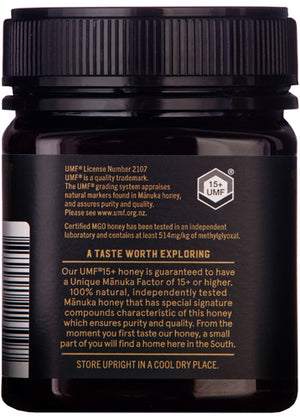 Taylor Pass Honey Co Reserve Manuka Honey UMF 15+ MGO514+ 8.83oz