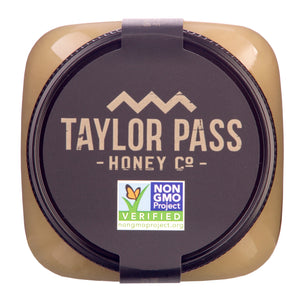 Taylor Pass Honey Co Creamed Clover Honey 1lb 1.6oz