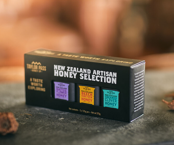 Taylor Pass Artisan Honey Selection Gift Box