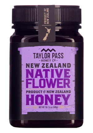 Taylor Pass Honey Co Native Flower Honey 1lb 1.6oz