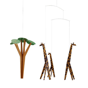 Flensted Giraffes On The Savannah