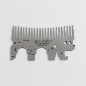 Zootility Headgehog Silver 7 Functions