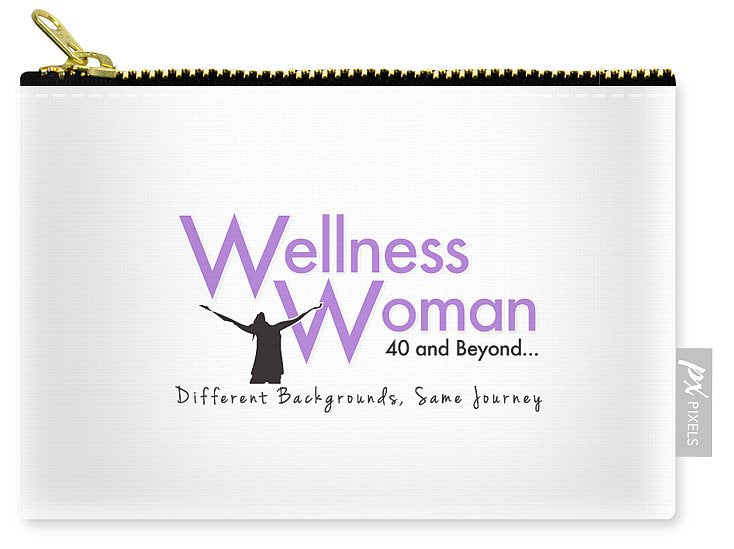 Wellness Woman 40 And Beyond - Carry-All Pouch