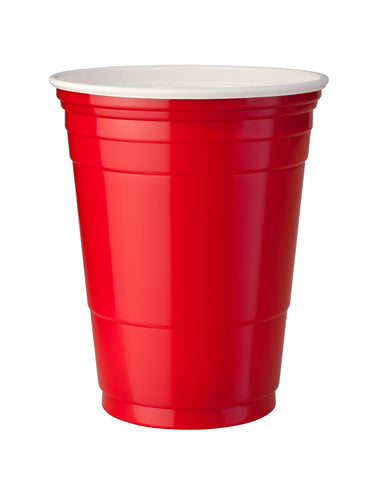 The red solo party cup