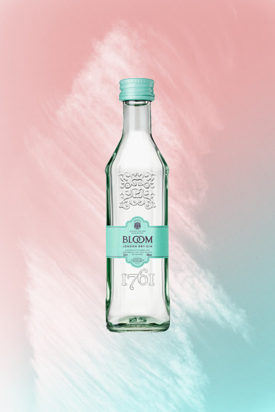 Image: Bloom Gin Miniature, 5 cl