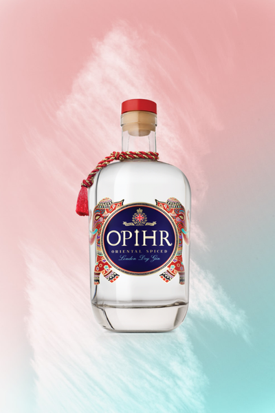Image: Opihr Oriental Spiced Gin Miniature, 5 cl