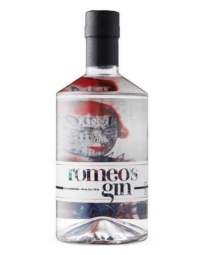Image: Romeo's Gin, 70 cl