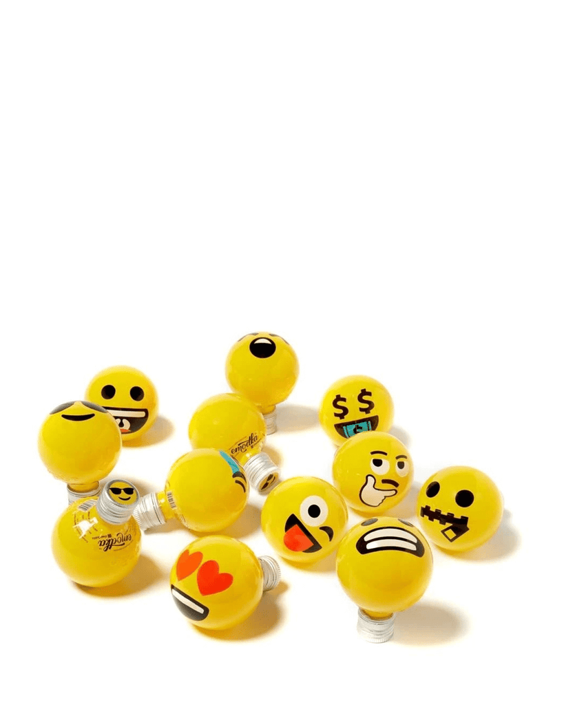 Emodka Emoji Vodka Miniature, 5 cl