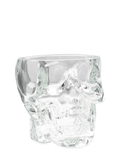 Shop Crystal Head Skull Shot Glasses | Dan Aykroyd at The Bottle Club