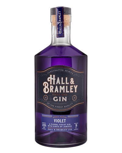 Image: Hall & Bramley Violet, 70cl