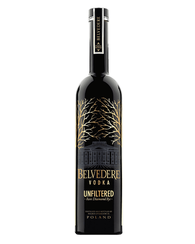 Image: Belvedere Unfiltered Vodka, 70 cl