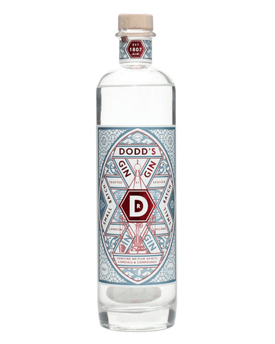 Image: Dodd's Small Batch Original Gin, 50 cl