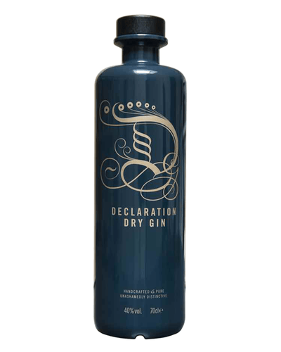 Image: Declaration Gin, 70cl