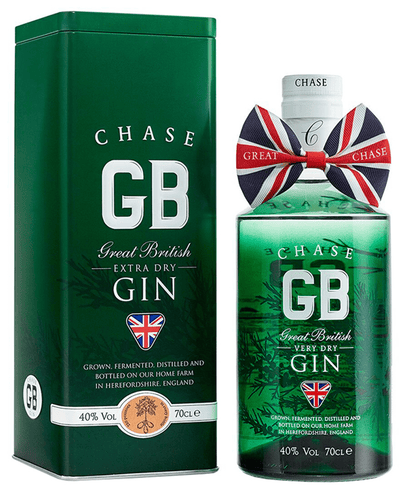 Image: Chase GB Gin in Gift Tin, 70 cl
