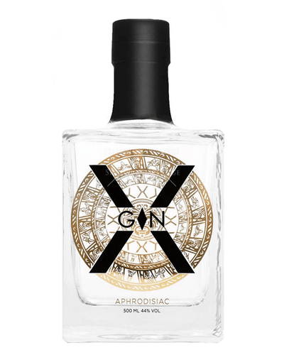 Image: X-Gin, 50 cl