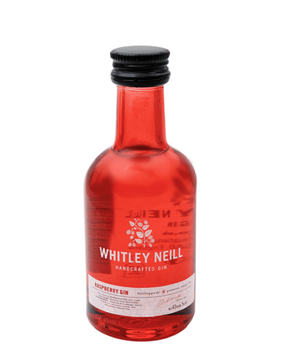 Image: Whitley Neill Raspberry Gin Miniature, 5 cl