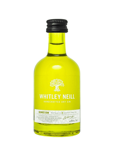Image: Whitley Neill Quince Gin Miniature, 5 cl