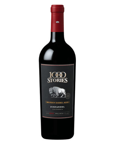 Image: 1000 Stories Zinfandel Batch 60, 75cl
