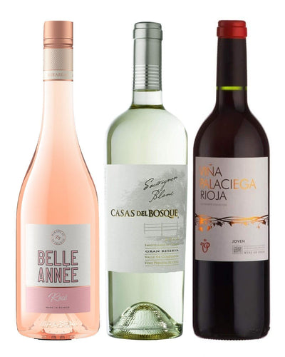 Image: 3 for £30 Wine Selection Pack, 3 x 75 cl