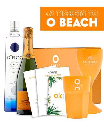 Image: O Beach x The Bottle Club VVIP Gift Box
