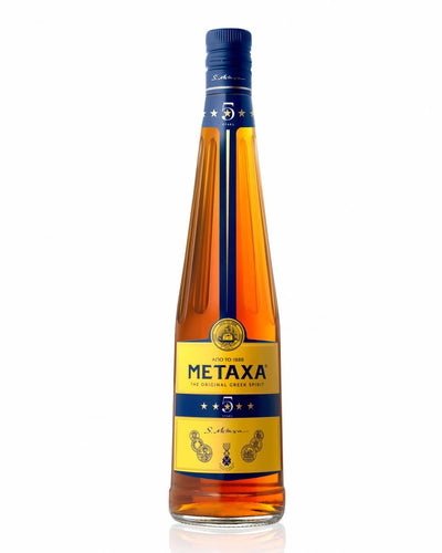 Image: Metaxa 5 Star Brandy, 70 cl