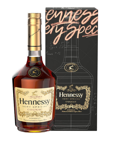 Image: Hennessy V.S. Cognac Limited Edition Very Special Gift Pack, 70 cl