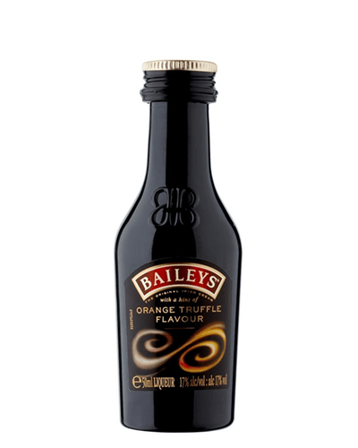 Image: Baileys Orange Truffle Liqueur Miniature, 5 cl