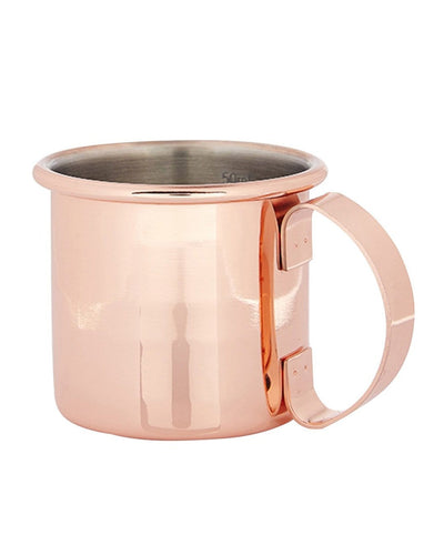 Image: Beaumont Copper Straight Jigger Mug