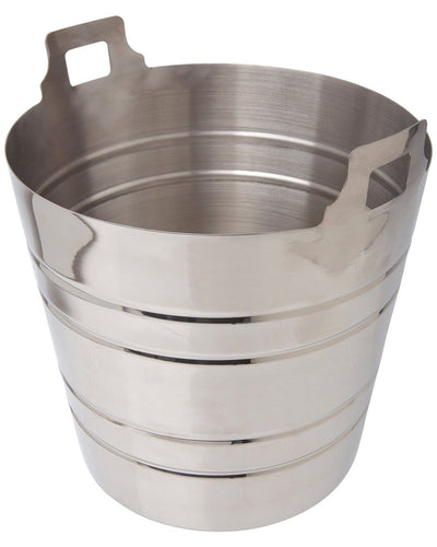Image: Beaumont Stainless Steel Champagne Bucket 5 Litre/9 Pint