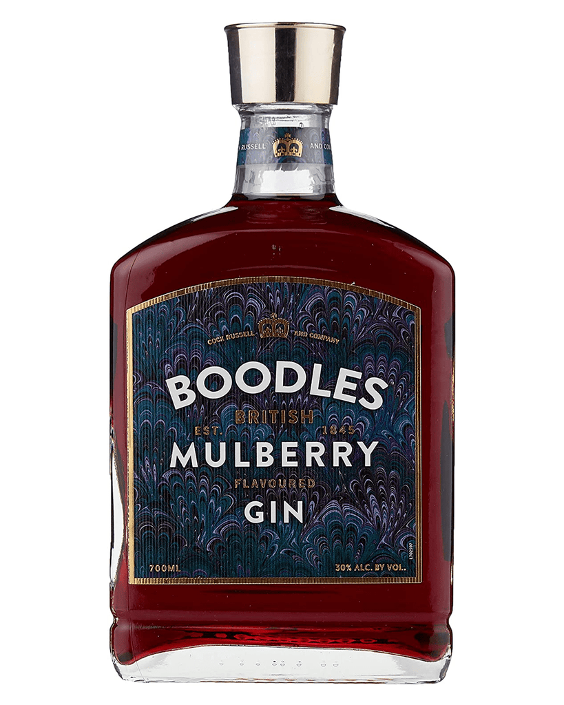 Boodles British Mulberry Flavoured Gin, 70 cl