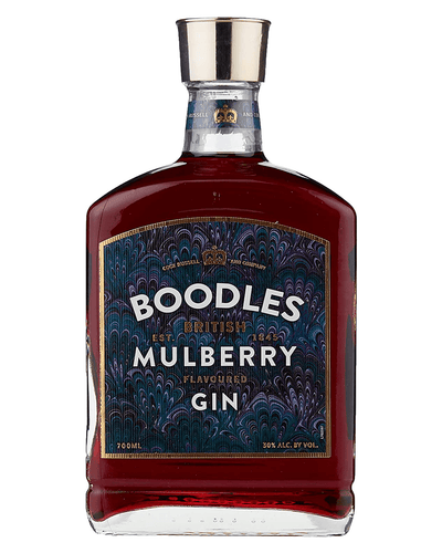 Image: Boodles British Mulberry Flavoured Gin, 70 cl