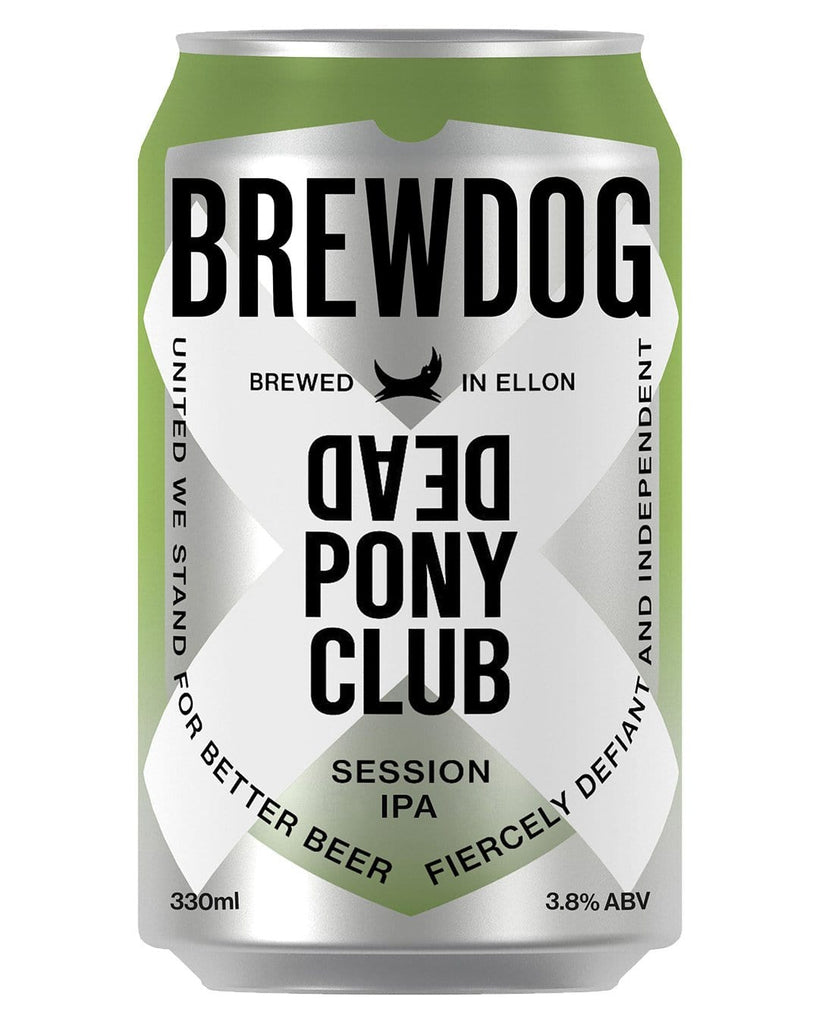 BrewDog Dead Pony Club Pale Ale Can Multipack, 4 x 330 ml