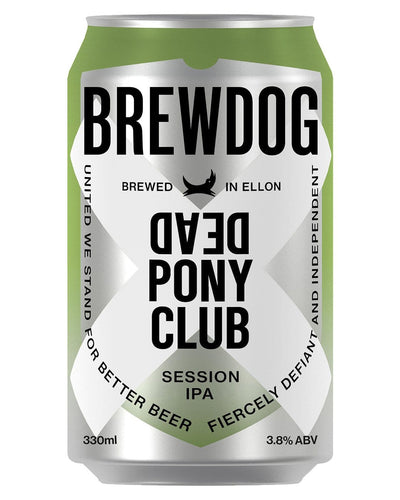 Image: BrewDog Dead Pony Club Pale Ale Can Multipack, 4 x 330 ml