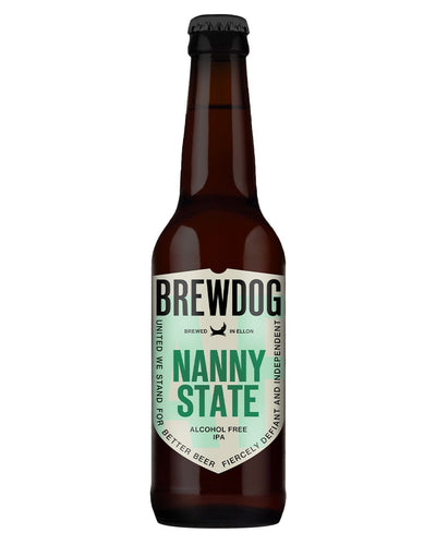 Image: BrewDog Nanny State Beer Bottle, 330ml