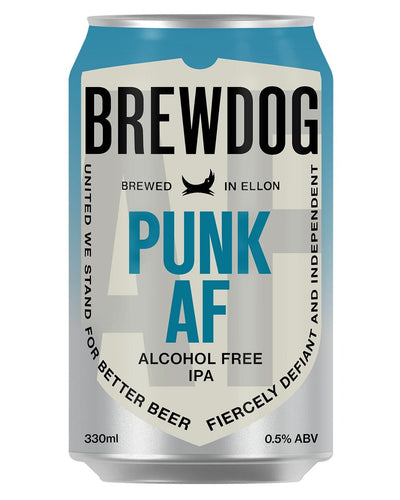 Image: BrewDog Punk AF Can, 330ml BBE 26/04/2021