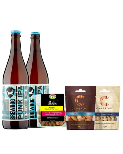 Image: Father's Day BrewDog Punk IPA Beer Bottle Gift Box