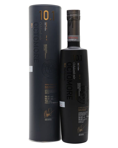 Image: Bruichladdich Octomore 10.1 Whisky, 70 cl