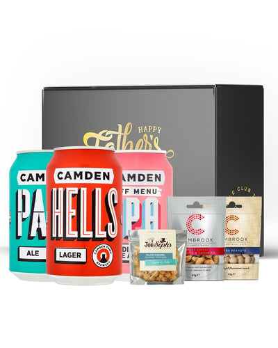 Image: Father's Day Camden Beer Gift Box