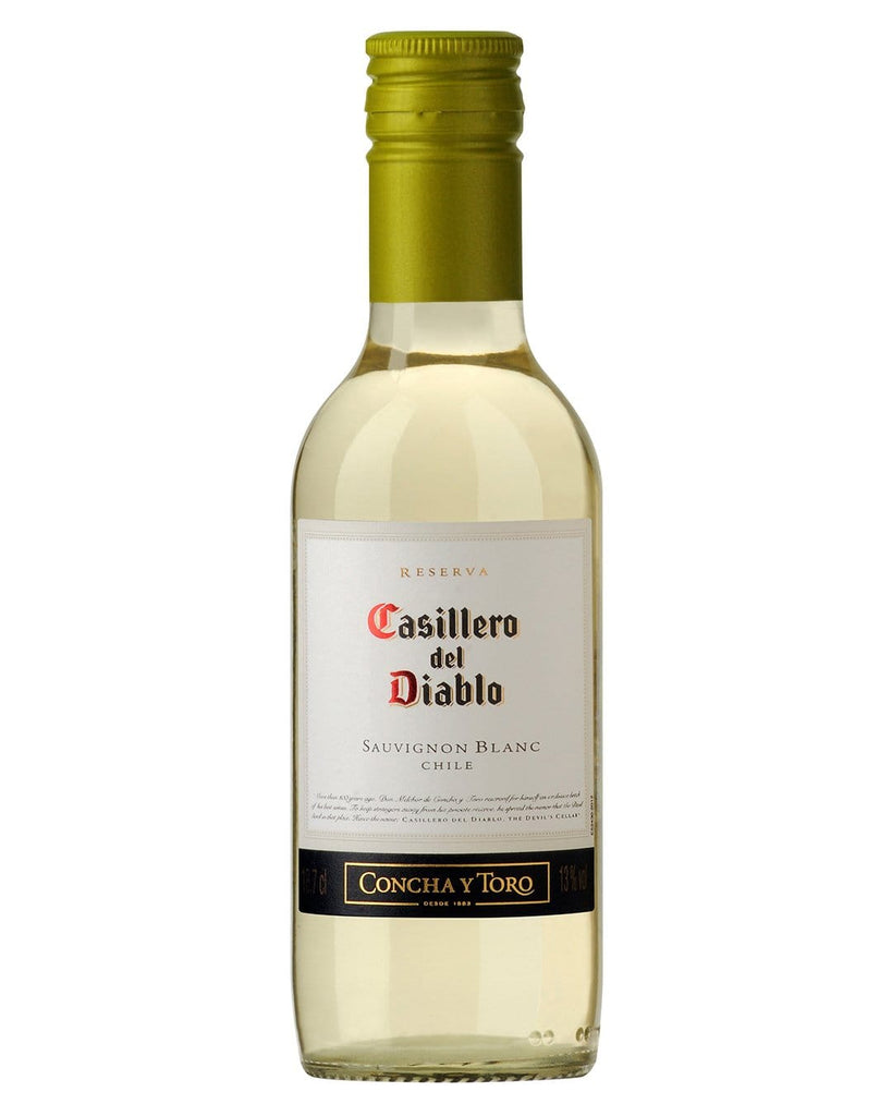 Casillero del Diablo Sauvignon Blanc Single Serve, 187 ml