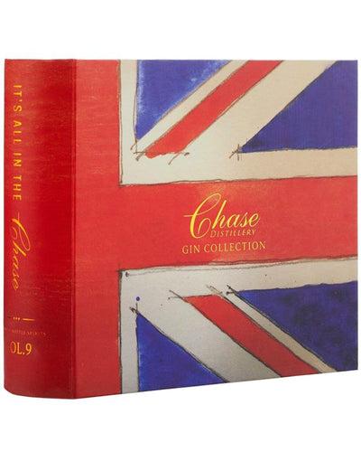 Image: Chase Gin Collection Book, 3 x 5 cl