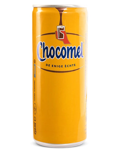 Image: Chocomel Chocolate Milk Drink, 1 x 250 ml