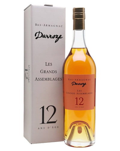 Image: Darroze Les Grands Assemblages 12 Year Old Armagnac, 70 cl