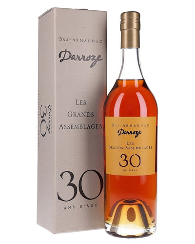 Image: Darroze Les Grands Assemblages 30 Year Old Armagnac, 70 cl