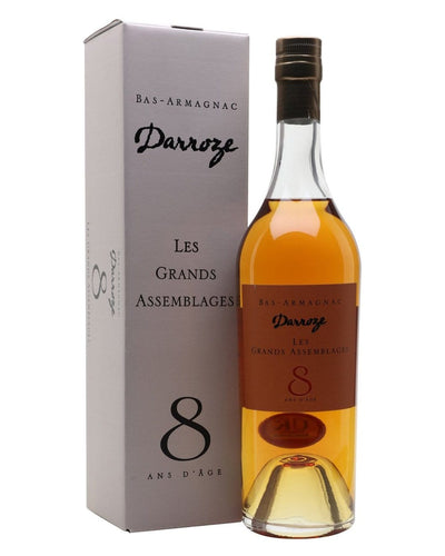 Image: Darroze Les Grands Assemblages 8 Year Old Armagnac, 70 cl