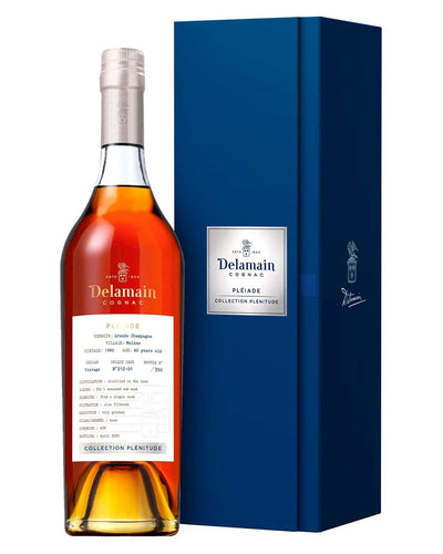 Image: Delamain Pleiade Collection Plenitude 1980 Cognac, 70 cl