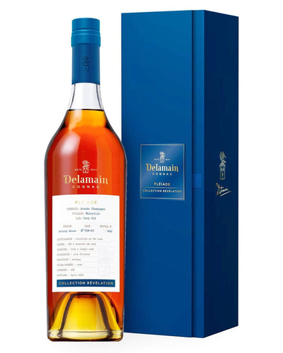 Image: Delamain Pleiade Collection Revelation Malaville Cognac, 70 cl