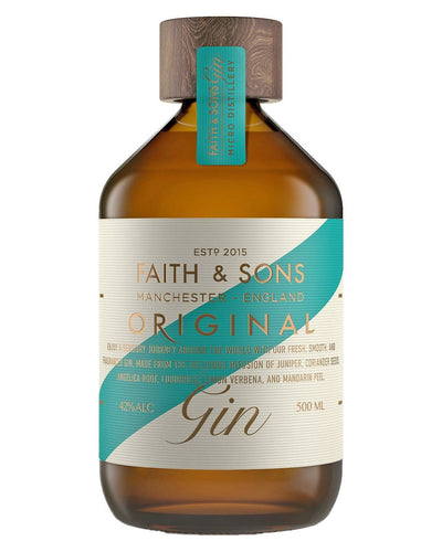 Image: Faith & Sons Original Gin, 50 cl